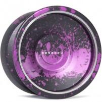 Sengoku Bakemono Black / Purple Splash