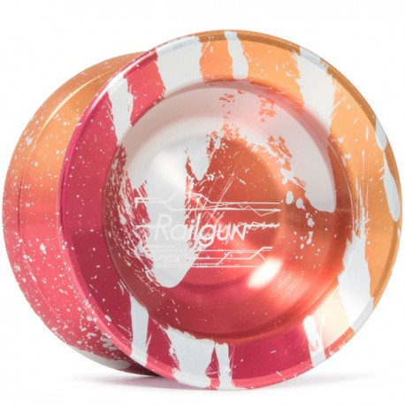 C3yoyodesign Railgun Science Red