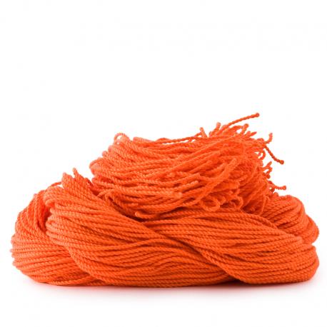 sOMEThING. Neon String Type 2. Neon Orange