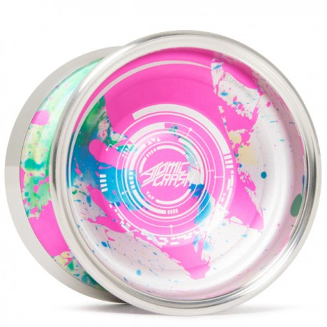 C3yoyodesign Atomic Crash Rainbow