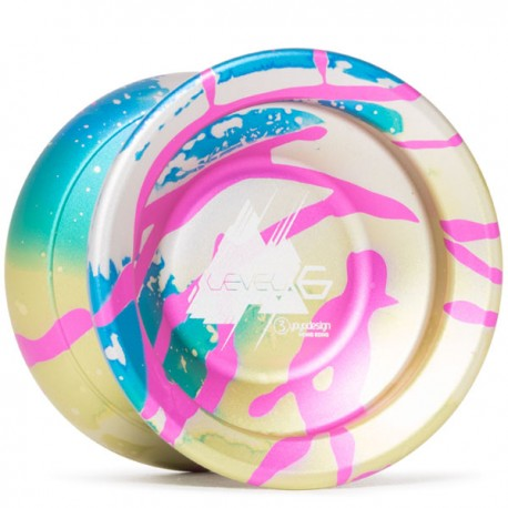 C3yoyodesign Level 6 Rainbow