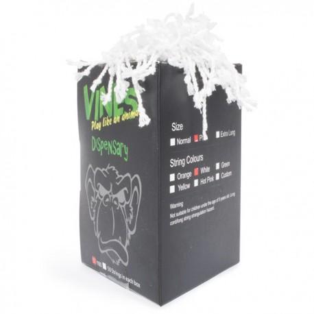 MoneyfingeR Vines String 100 Pack Phat White