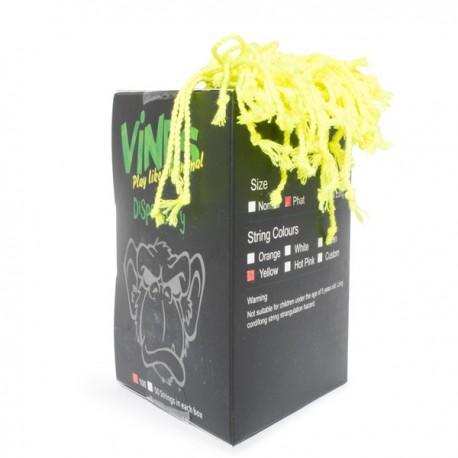 MoneyfingeR Vines String 100 Pack Phat Yellow
