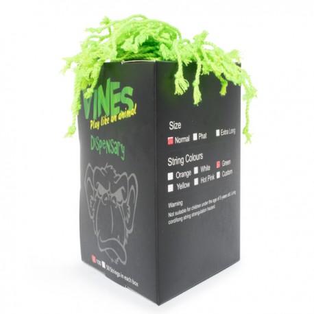 MoneyfingeR Vines String 100 Pack Normal Green