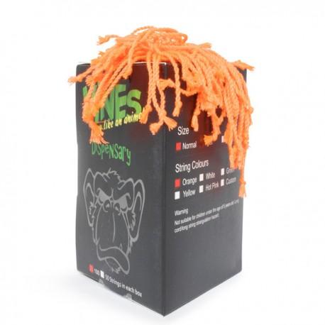 MoneyfingeR Vines String 100 Pack Normal Orange