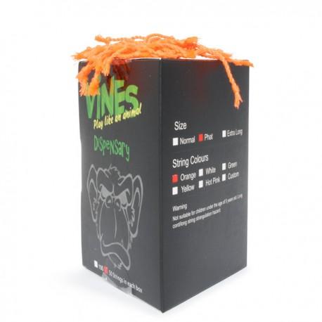 MoneyfingeR Vines String 50 Pack Phat Orange
