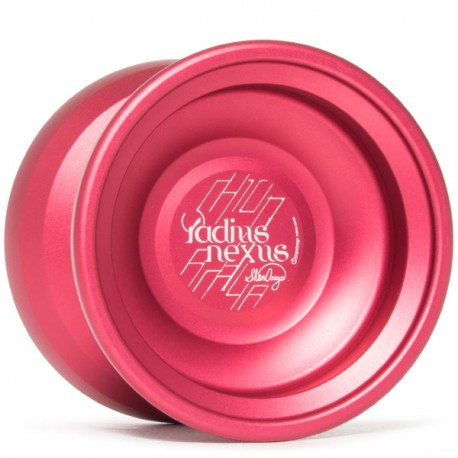 C3yoyodesign Radius Nexus Red