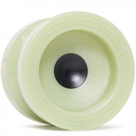 YoYoFactory Wedge Glow body / Black hub