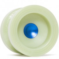YoYoFactory Wedge Glow body / Blue hub
