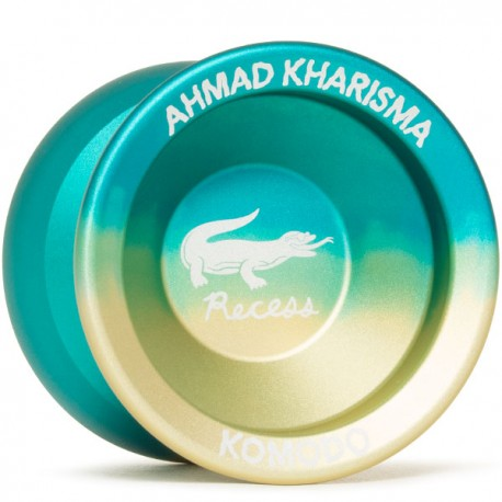 Recess Komodo Gold/ Green Fade