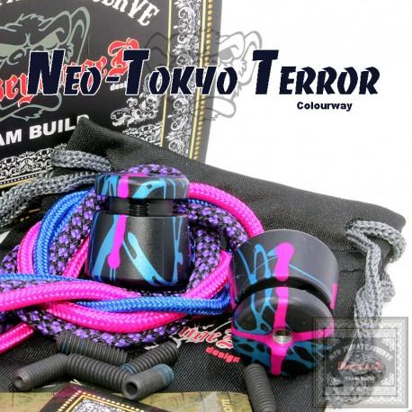 MonkeyfingeR Private Reserve Neo-Tokyo Terror