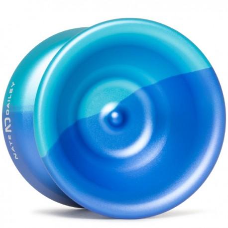 YoYoFactory ND Blue / Aqua Fade