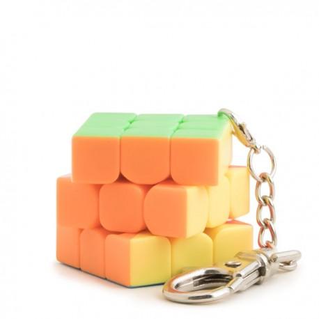 Mini Rubik's 3 x 3 Cube Keyring