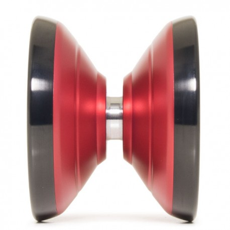 CLYW Wildfire Red / Black Rings SHAPE