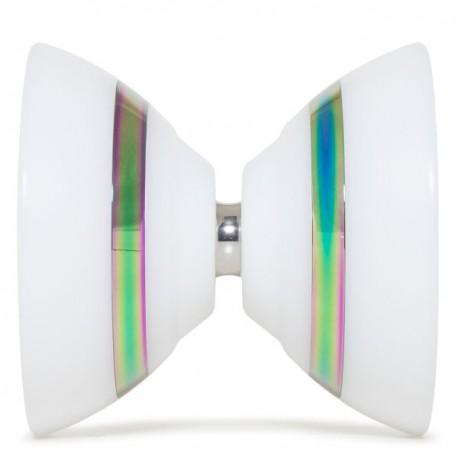 C3yoyodesign IX White / Rainbow Rings SHAPE