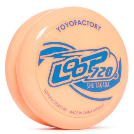 YoYoFactory Loop 720 Solid Orange
