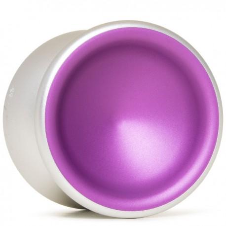 Basecamp Edgeless Silver / Purple Hub
