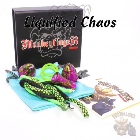 MoneyfingeR TikiRollerz KOKOnutz Liquified Chaos
