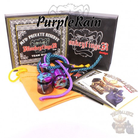 MoneyfingeR TikiRollerz Private Reserve Purple Rain