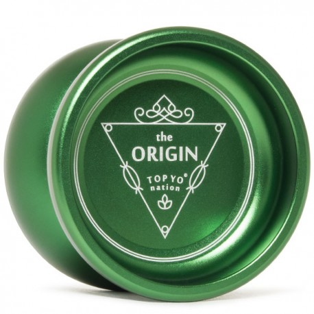 Top Yo Origin Green