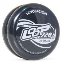 YoYoFactory Loop 720 Black