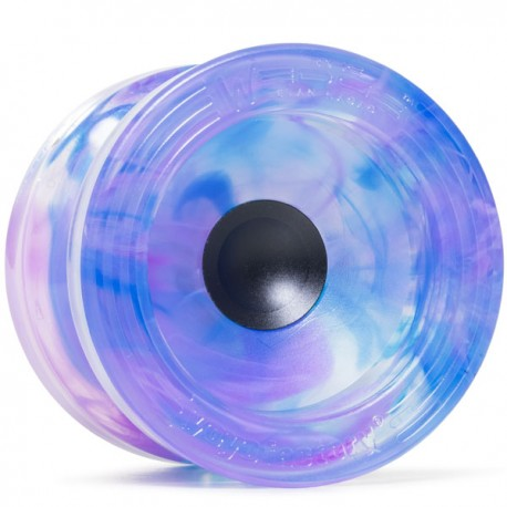 YoYoFactory Wedge Galaxy Marble