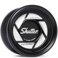 YoYoFactory Shutter Black