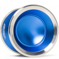 YoYoFactory Marco Blue /Silver Rings