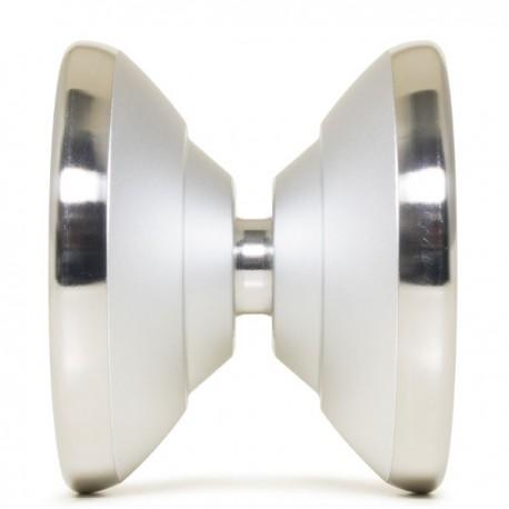 YoYoFactory Bi-Metal Shutter Silver SHAPE