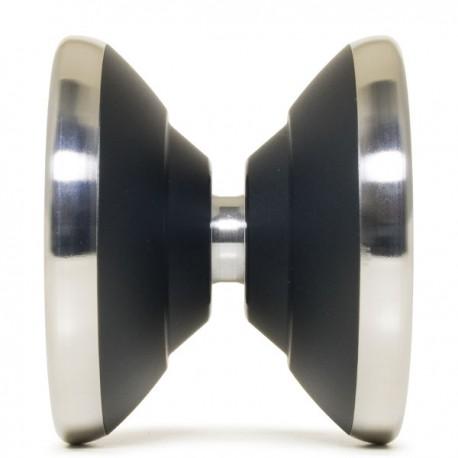 YoYoFactory Bi-Metal Shutter Black SHAPE