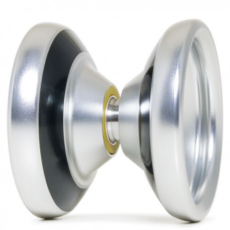 YoYoFactory Shutter Wide Angle Silver / Black