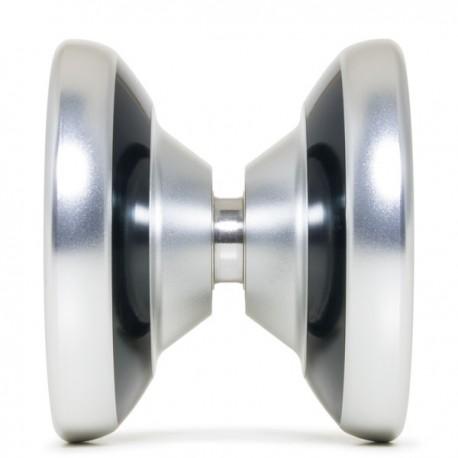 YoYoFactory Shutter Wide Angle Silver / Black SHAPE