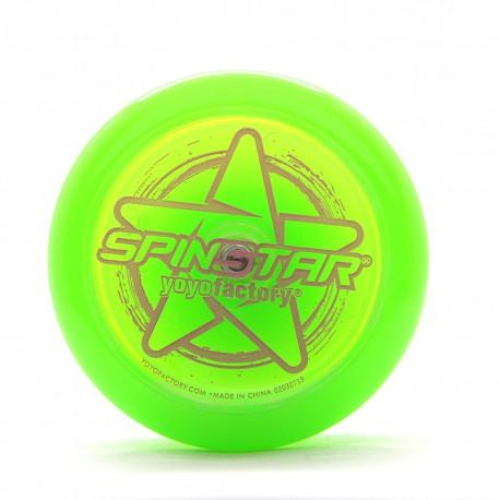 YoYoFactory SpinStar Green