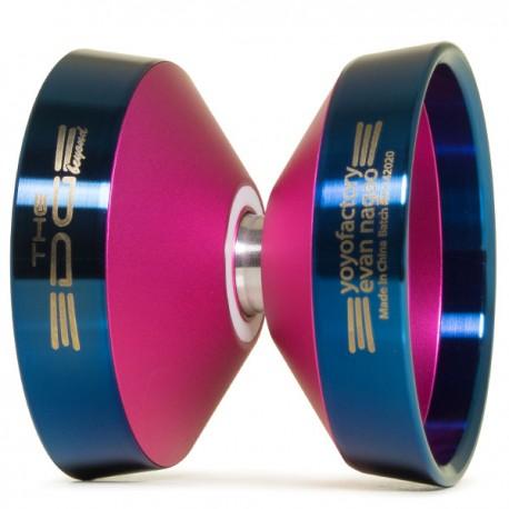 YoYoFactory Edge Beyond Pink / Blue Rings
