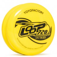 YoYoFactory Loop 720 Yellow