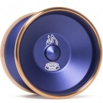 CLYW Wildfire Dark Blue / Copper Rims