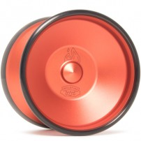 CLYW Wildfire Burnt Orange / Black Rims