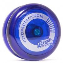 YoYoFactory Loop 720 Translucent Blue