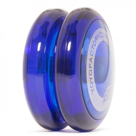 YoYoFactory Loop 720 Translucent Blue