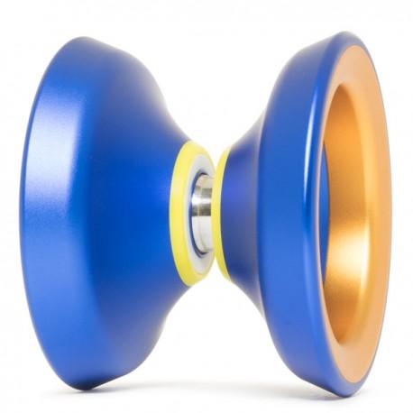 YoYoFactory Damage Blue / Gold Rings