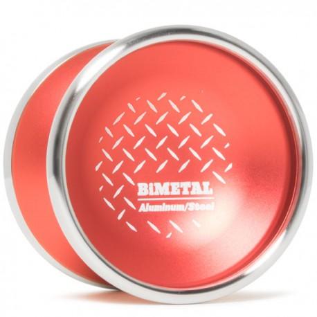 YoYoFactory BiMetal Red