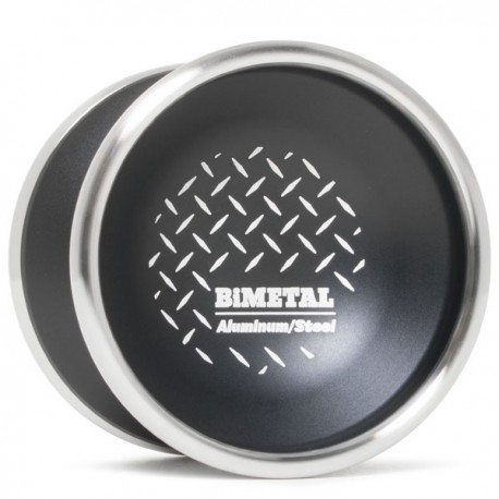 YoYoFactory BiMetal Black