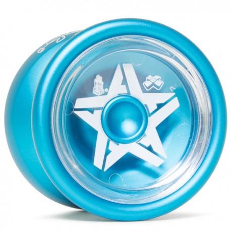 YoYoFactory Shutter Pivot Aqua