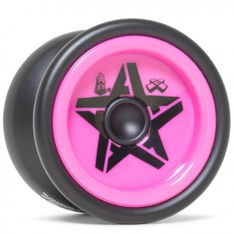 YoYoFactory Shutter Pivot Black / Pink