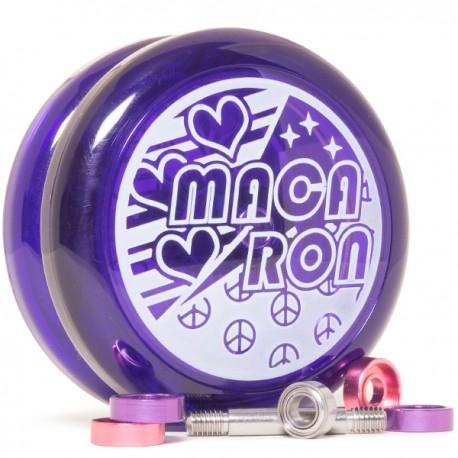 Top Yo Macaron Clear Purple / Purple Cup