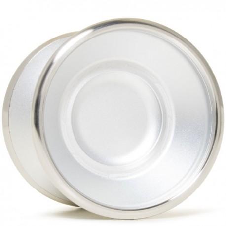 YoYoFactory Bi-Metal Shutter Silver
