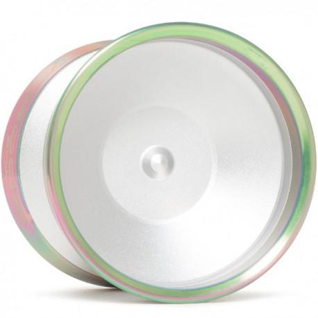 YoYoFactory Edge Beyond Silver / Rainbow Rims