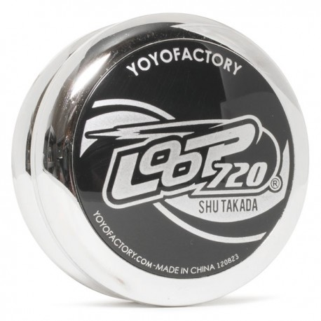 YoYoFactory Loop 720 Chrome
