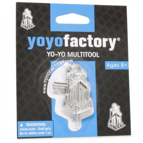 YoYoFactory Multi Tool Chrome
