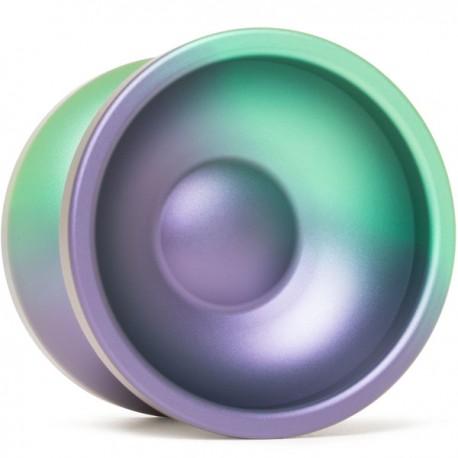 Mowl Q Purple / Green Fade